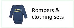 ROmpers & clothing sets