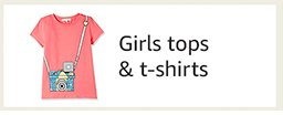 Girls tops and tees