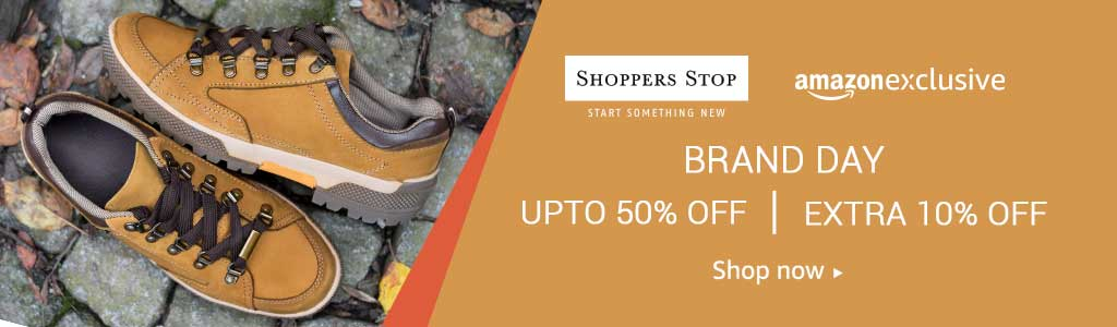 Shoppers Stop Brand Day
