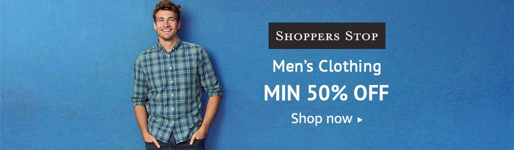 Shoppers Stop Men