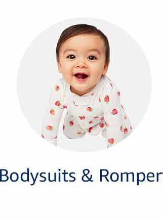 Bodysuits & rompers