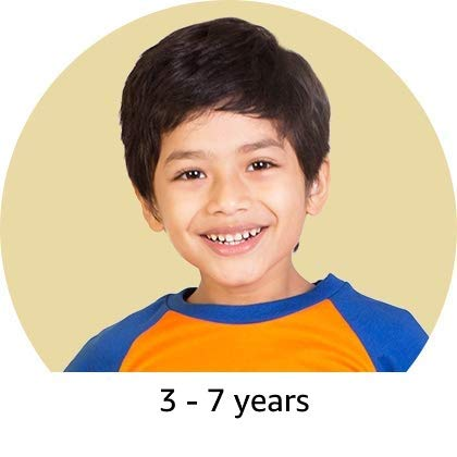 3 to 7 years