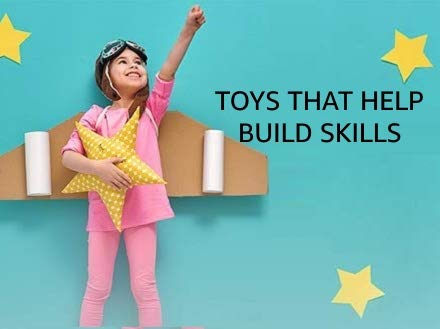 Toys that help you learn