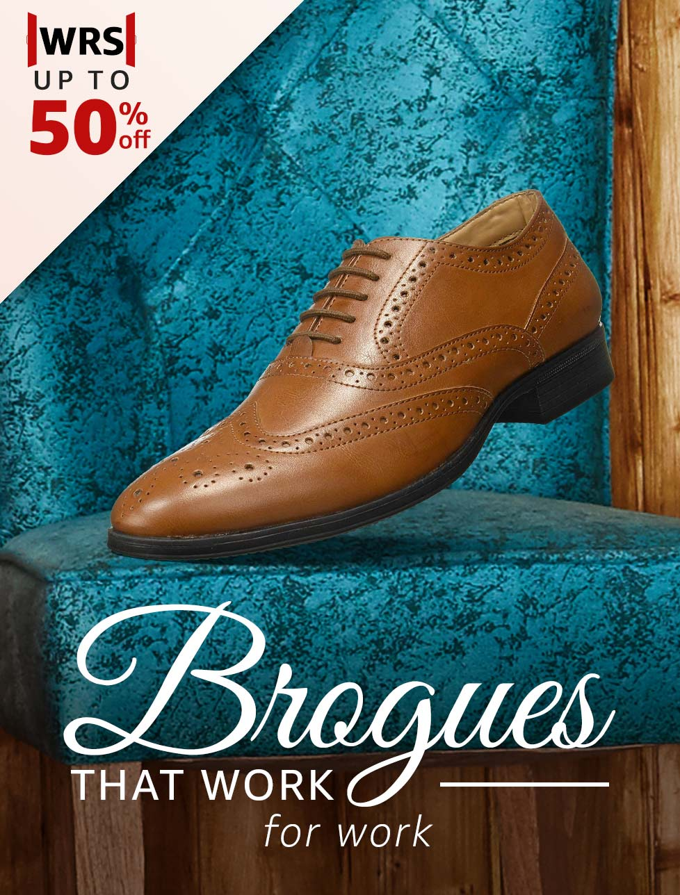 Brougues that work for work