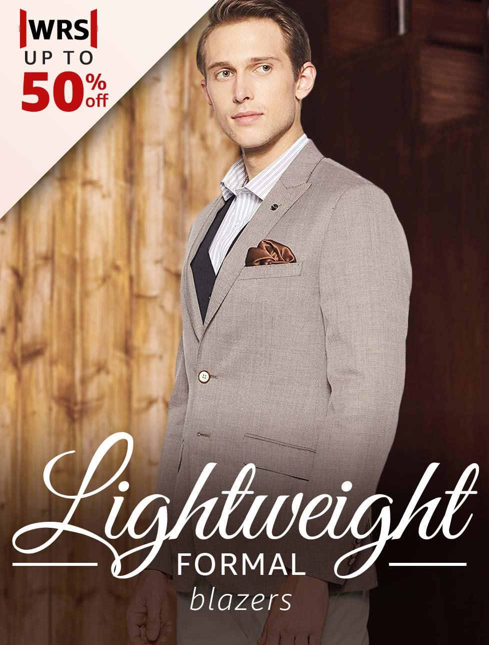 Lightweight Formal Blazers