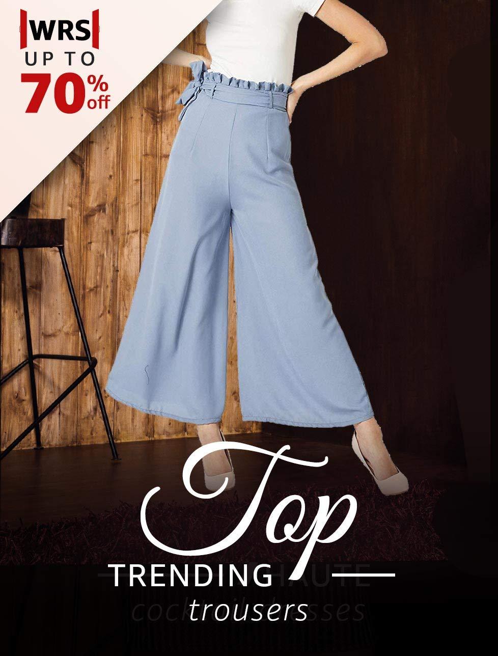 Top Trending Trousers