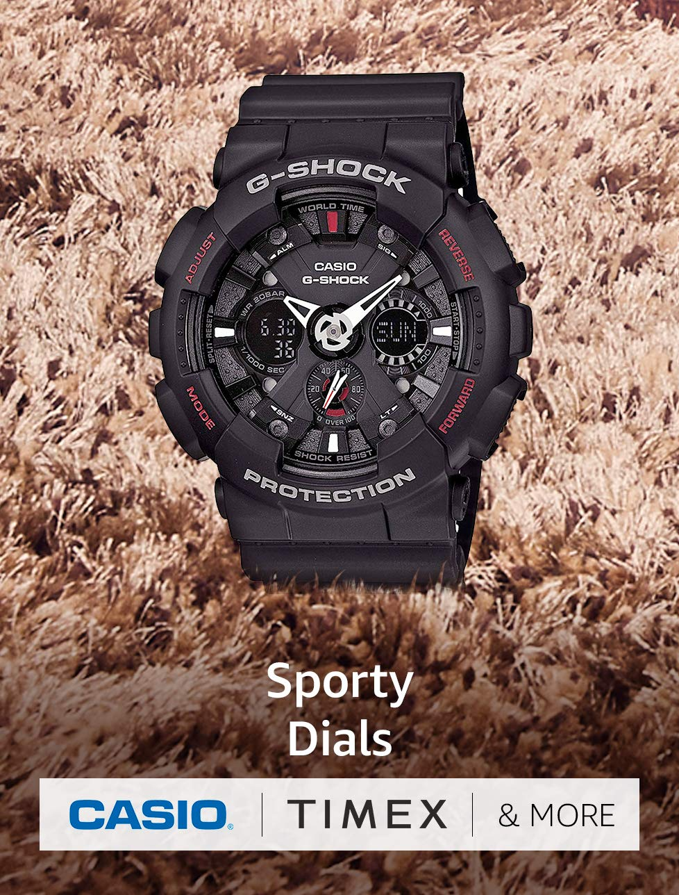 Sporty Dials