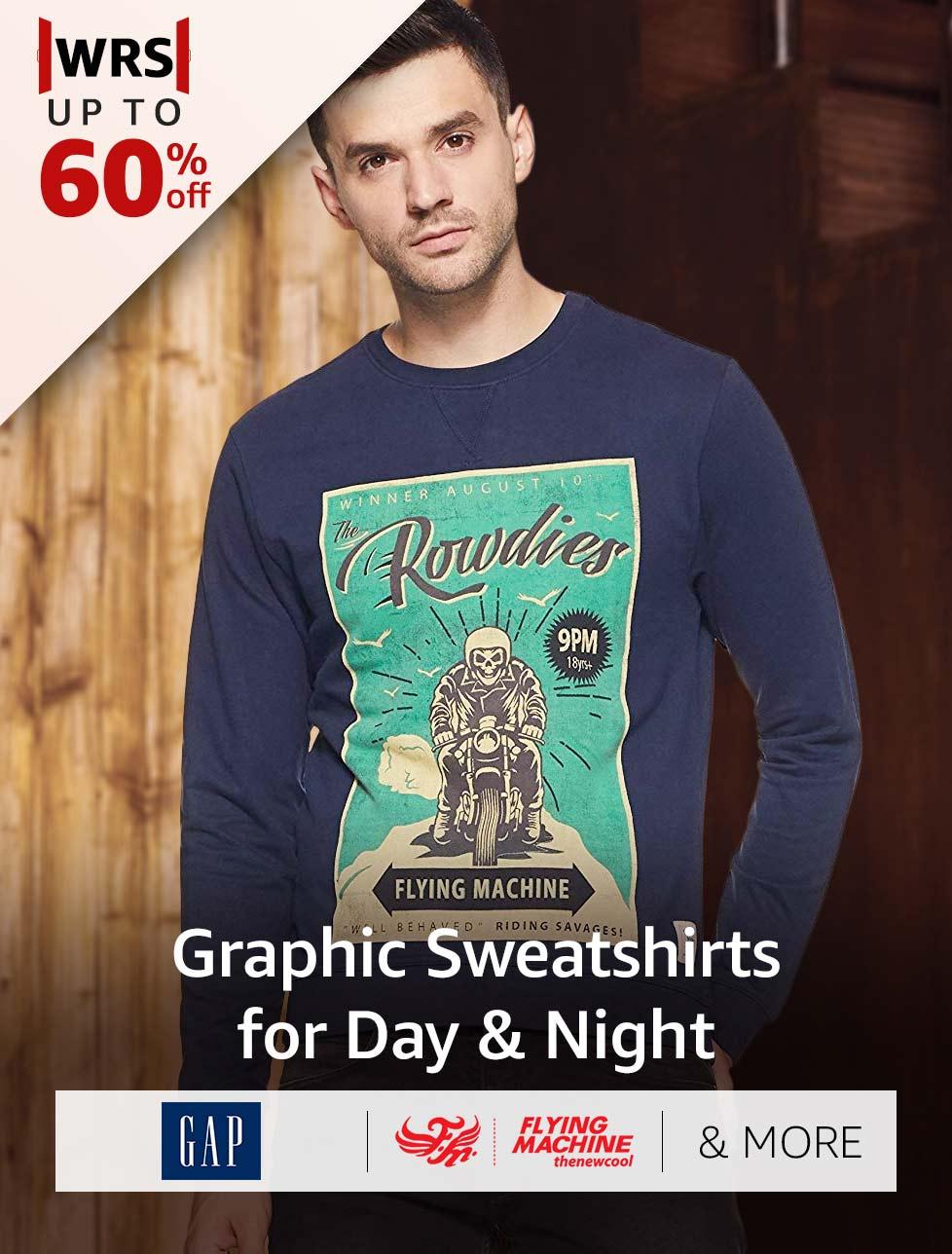 Graphics Sweatshirts