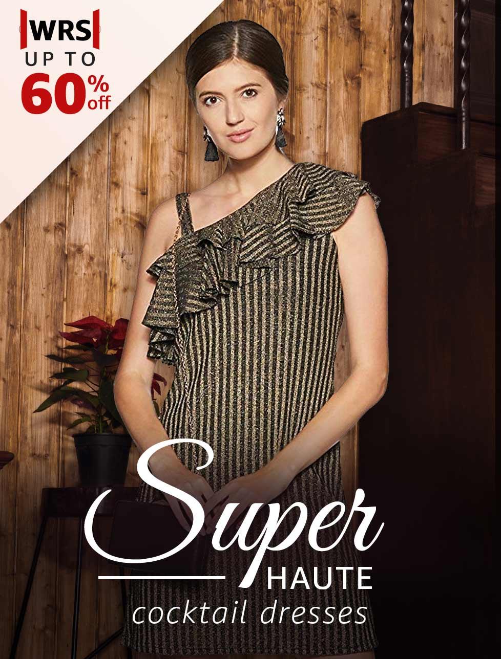 Super Haute Cocktail dresses