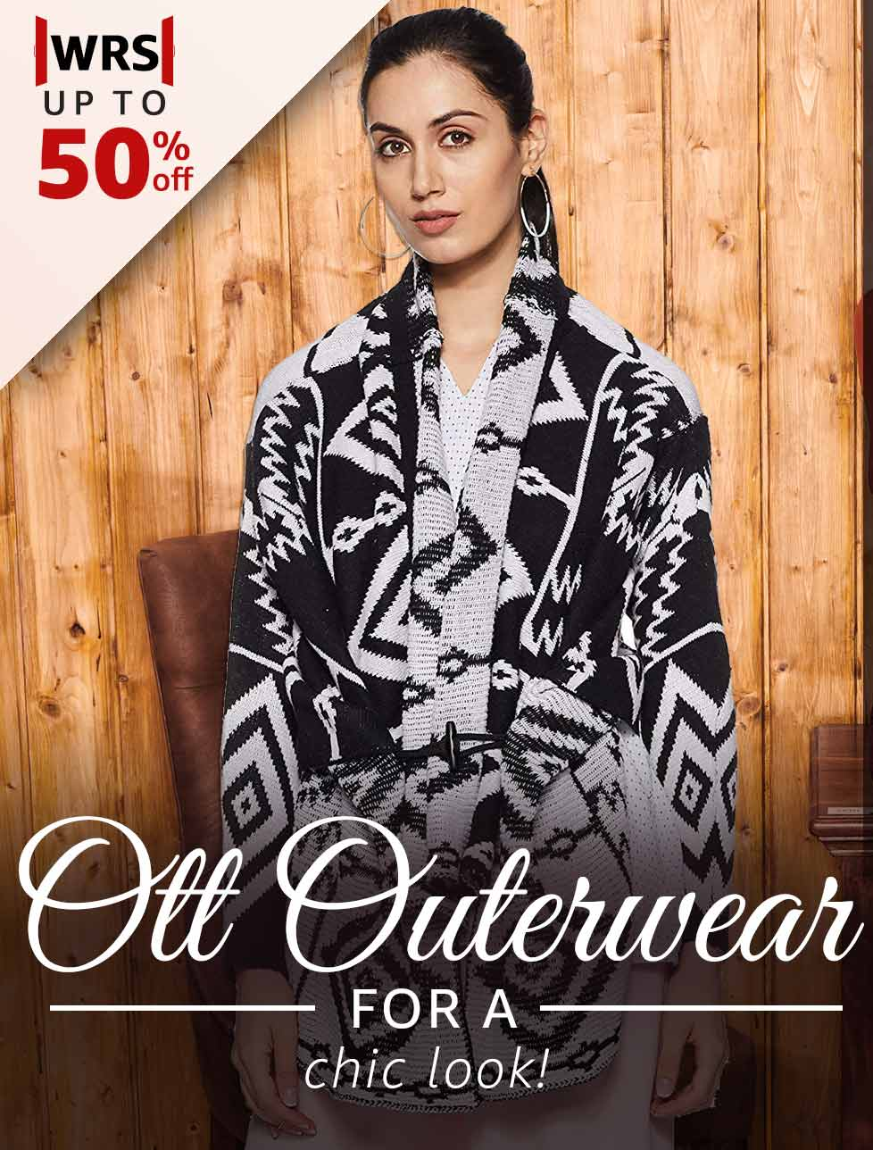 OTT outerwear for a chic look