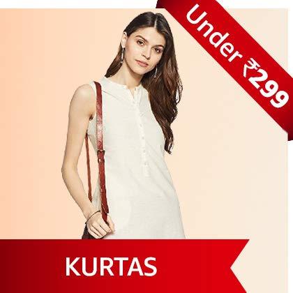 Kurtas Under 299