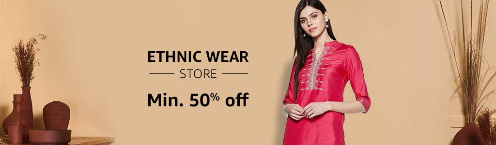 Ethnic Wear  Buy Ethnic Wear online at best prices in India - Amazon.in d19e52c8c