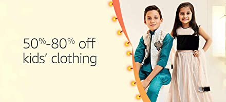 Kids' apparel | 50% - 80% off