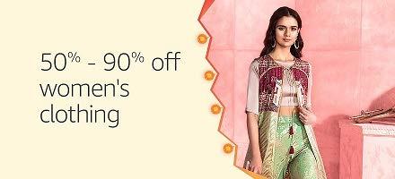 Women's Clothing: 50% - 80% off + Extra 15% cashback