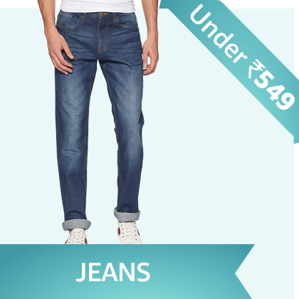 Jeans under 499