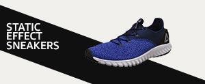 Static effect Sneakers