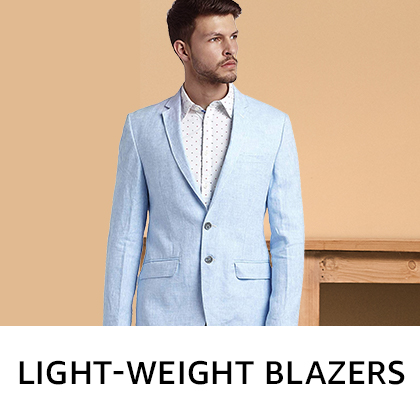 Light-weight Blazers