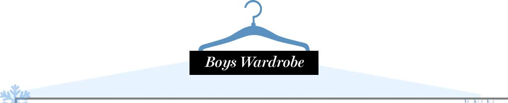 Boys Wardrobe