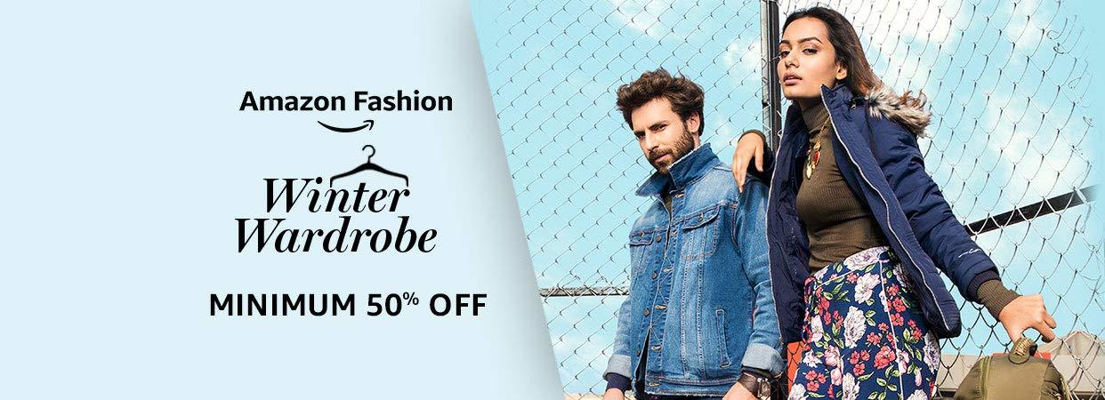 Winter Wardrobe : Cozy up to fashion