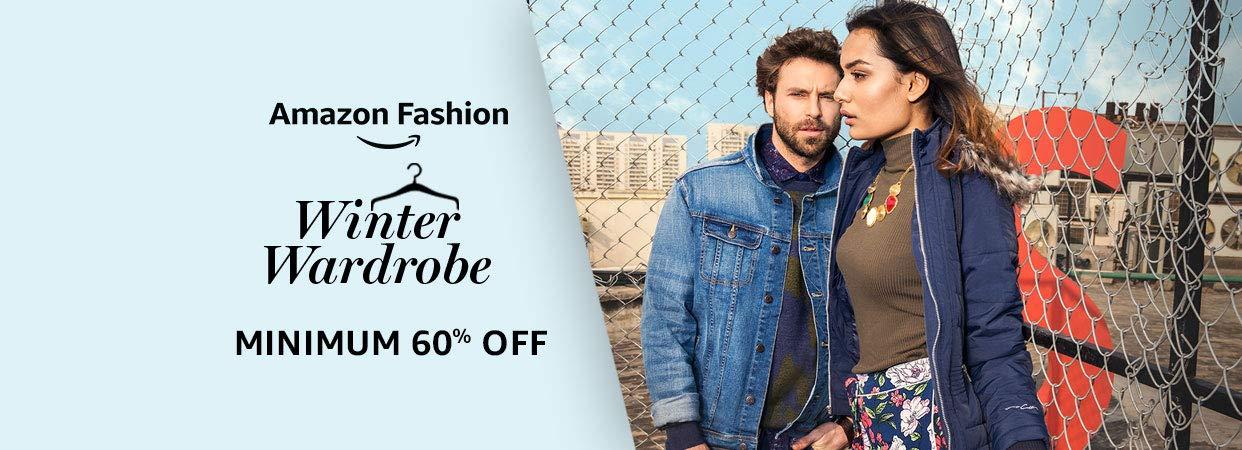 5a2ada22fc25c Winter Wear for Men: Buy Men's Winter Jackets, Shoes, Sweaters ...
