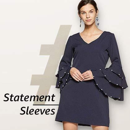 Statement sleeves