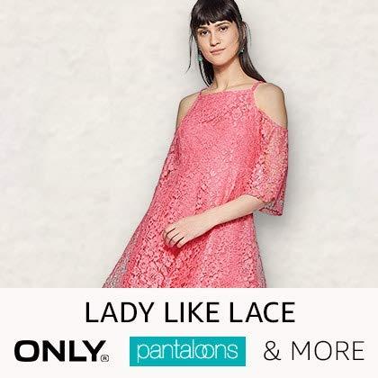 Lady like lace