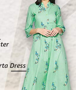 8b05049a0a Dresses: Buy one piece dress for women online at best prices in ...