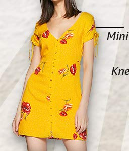 Dresses  Buy One Piece Dress for Women online at best prices in India -  Amazon.in 3126f2a85