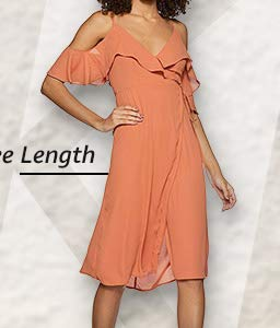55ba7b2dc1ae Dresses  Buy One Piece Dress for Women online at best prices in ...