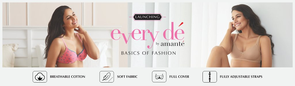 Everyde by Amante