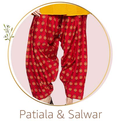 Patiala and Salwar