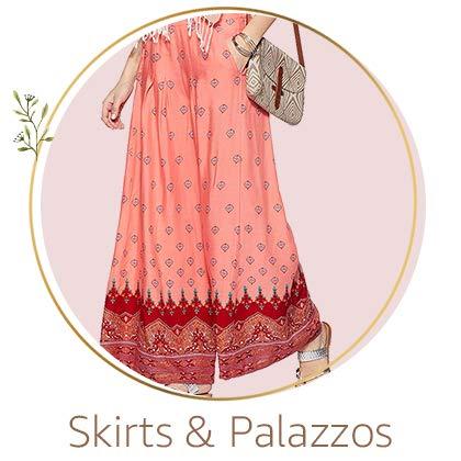 Skirts & Palazzos