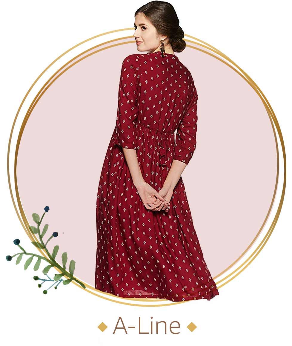 0c266fc2df351 Buy stylish kurtis online at Amazon.in