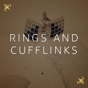 Rings and Cufflinks