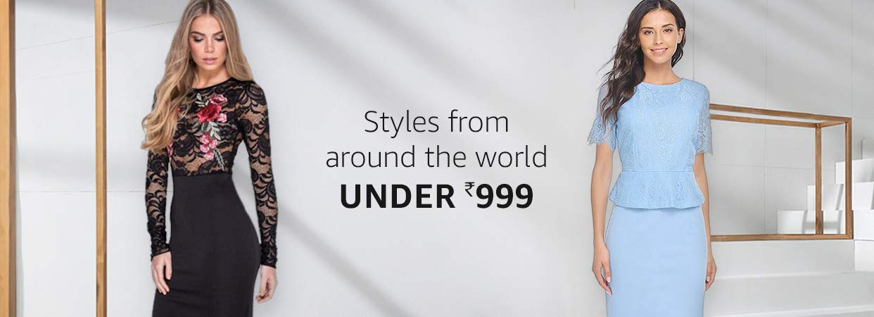 Styles around the world under Rs.999