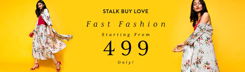 Stalk buy love: Starting 499