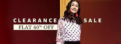 Clearance Sale   Flat 60% off