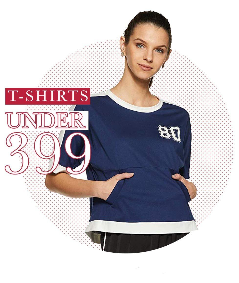 T-shirts under ₹399