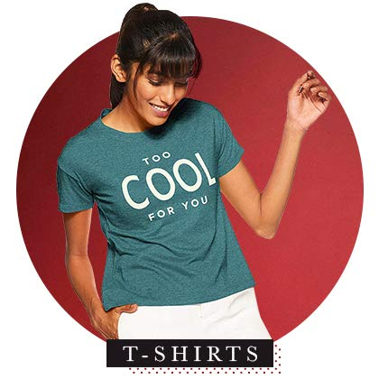 4055d6f0cc5 Tops For Girls  Buy Ladies Tops online at best prices in India ...