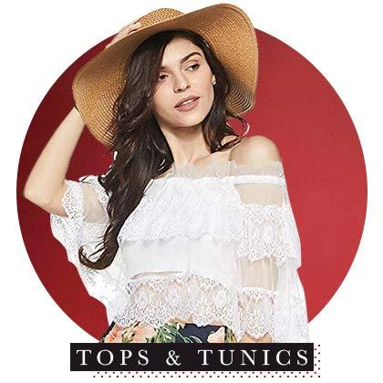 Tops & Tunics