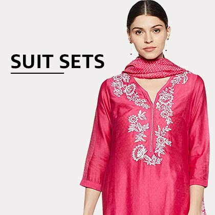 Ethnic Wear  Buy Ethnic Wear online at best prices in India - Amazon.in e9e2d0d6a93