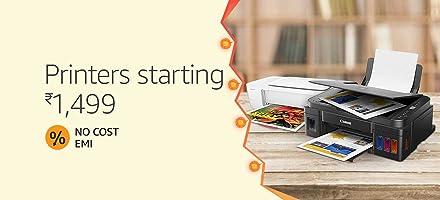 Printers starting ₹1499