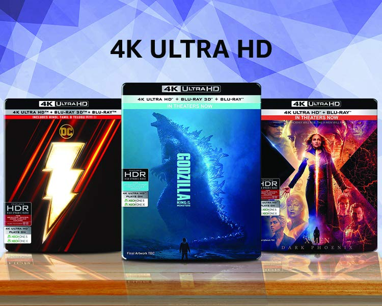 DVD & Blu-ray Store: Buy DVD & Blu-ray movies Online at Best