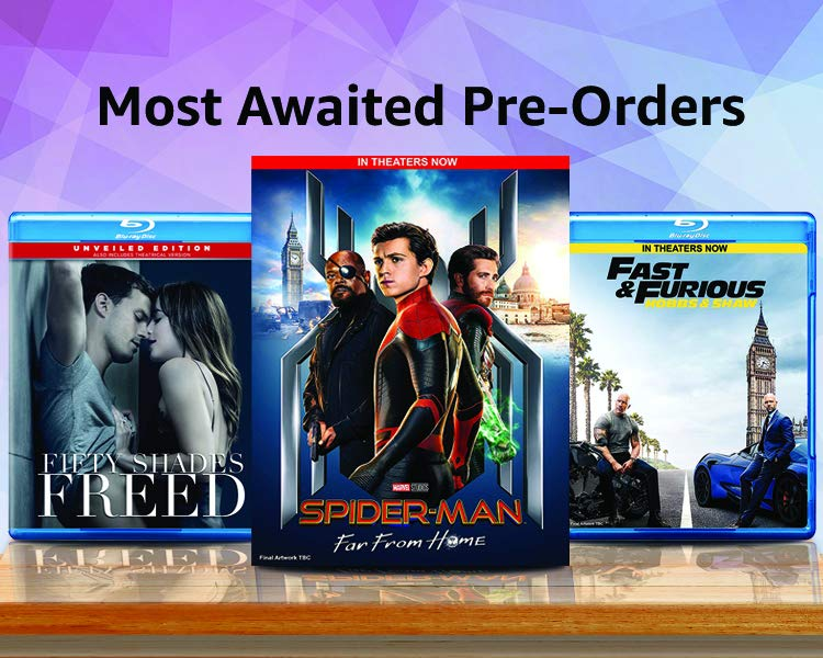 Most awaited pre-orders