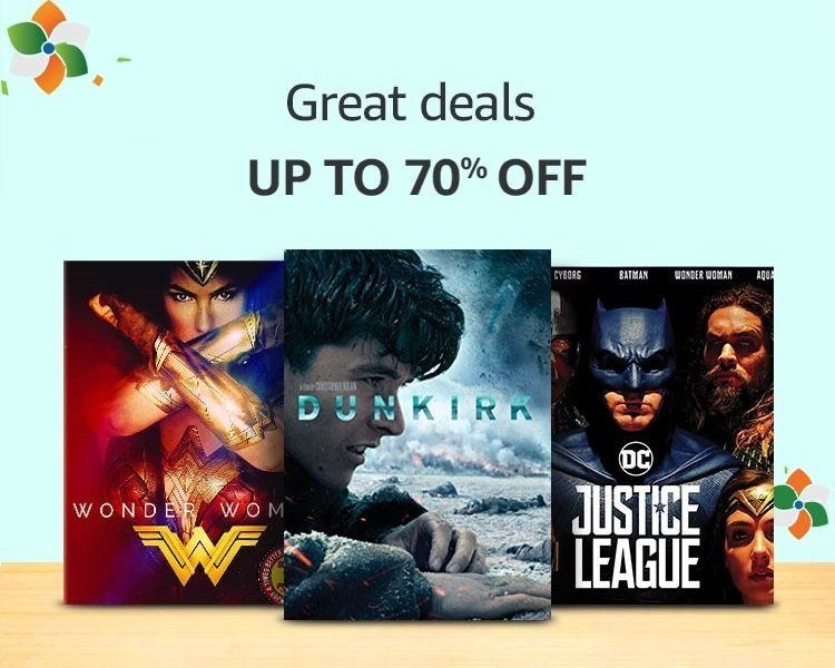 great deals · special movies