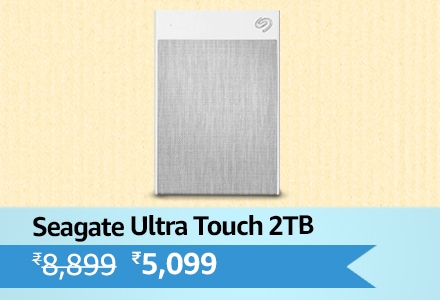 SeagateUltratouch