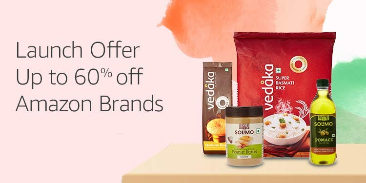 Launch offer: Up to 60% off