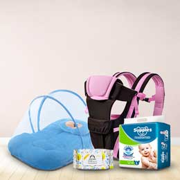 Up to 50% off baby care