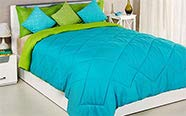 Bedsheets, comforters & more