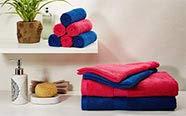 Towels, bathrobes & more